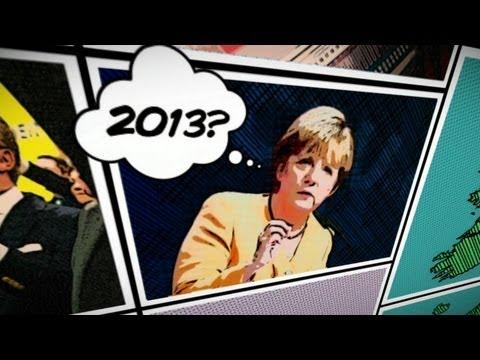 Bà Merkel và bầu cử 2013 ở Đức