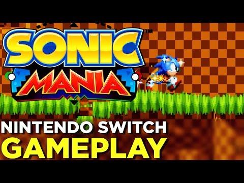 Sonic Mania Gameplay - Studiopolis Act 1 | ImpressPages lt