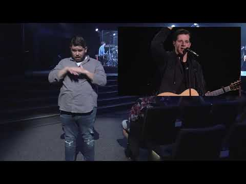 Gateway Church Live  The Oil of Consecration by Pastor Preston Morrison   ASL