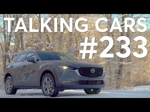 2020 Mazda CX-30 & 2020 Hyundai Venue; Is It Smart to Buy a Used Car Online? | Talking Cars #233 - UCOClvgLYa7g75eIaTdwj_vg