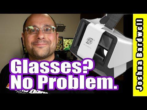 FXT Viper | Best Budget FPV Goggle For Glasses - UCX3eufnI7A2I7IkKHZn8KSQ