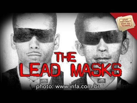 The Lead Mask Case - UCrrOic-og4HzhleZqOq4L-A