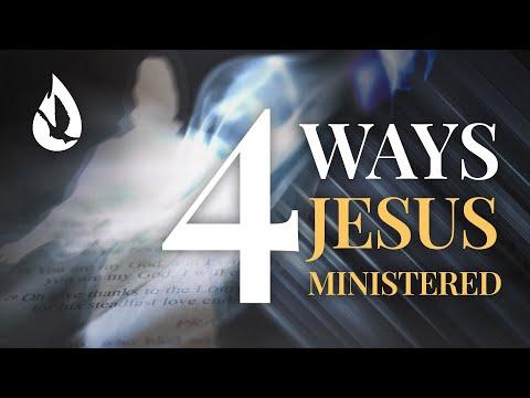 Do What Jesus Did: 4 Ministry Secrets of Jesus