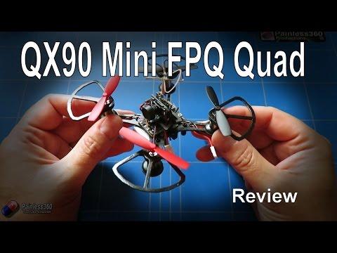 RC Reviews: QX90 Micro FPV Quadcopter - UCp1vASX-fg959vRc1xowqpw