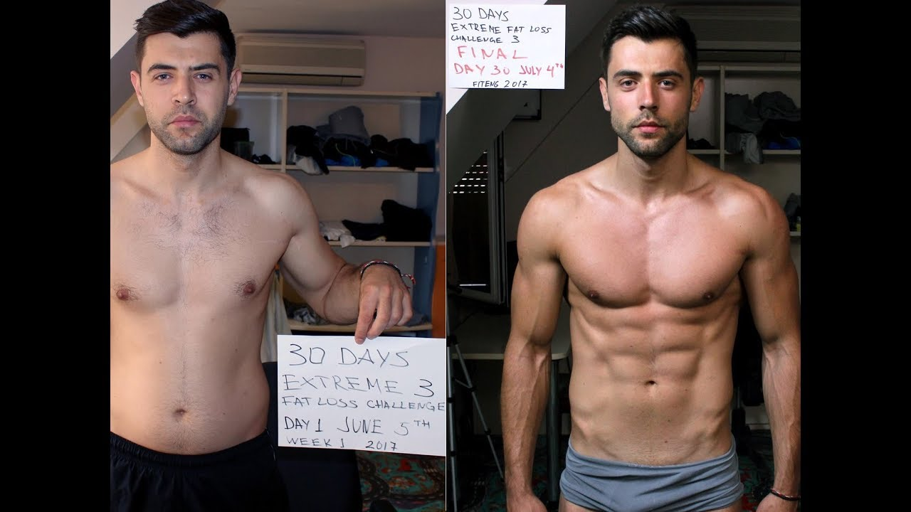 Challenge: Lose 20kg or €1600 in 2 Months / Weight Loss