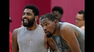 Kyrie Irving and Kevin durant are being called 7/11