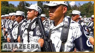 Mexico's new police: Armed National Guard raises concerns