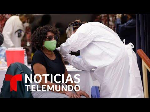Denuncian que turistas se vacunan contra COVID-19 en Florida | Noticias Telemundo