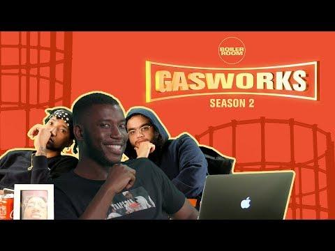 Harry Pinero Talks Girls, Merky Fest and YouTube Throwbacks | GASWORKS - UCGBpxWJr9FNOcFYA5GkKrMg