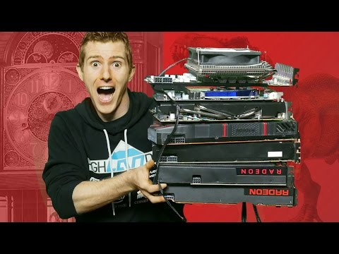 10 Years of AMD Video Cards BENCHMARKED! - UCXuqSBlHAE6Xw-yeJA0Tunw