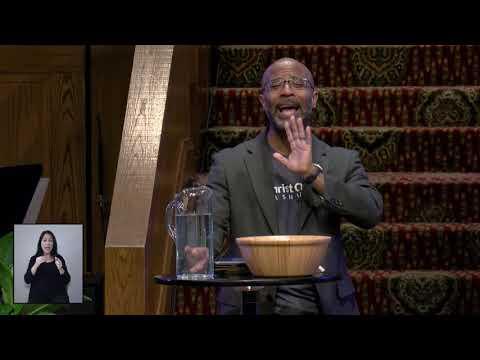 Sermon - 03/15/2020 - Pastor Greg Brewer - Christ Church Nashville
