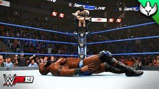 FINN BALOR GETS REVENGE ON APOLLO CREWS!! | #12 | WWE 2K19 Custom Story