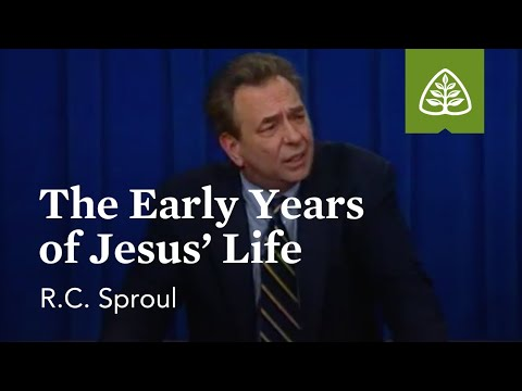 The Early Years of Jesus' Life: Dust to Glory with R.C. Sproul