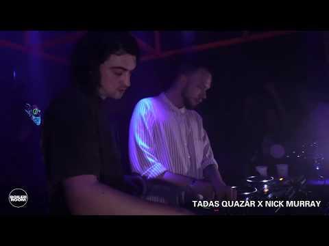 Tadas Quazar x Nick Murray | Boiler Room x Opium Club - UCGBpxWJr9FNOcFYA5GkKrMg