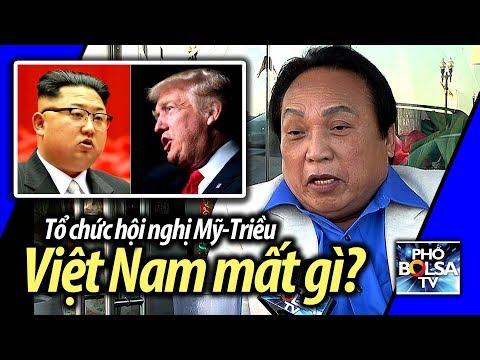 Hội nghị thượng đỉnh Mỹ-Triều tại Việt Nam: Dân chống Cộng nói gì?