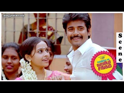 Varuthapadatha Valibar Sangam | Scenes | Marriage & Kannala Sollura Song - UCaUZHrc5dm_1fCSdaTmr6wA