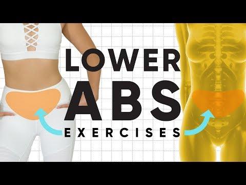 5 Lower Ab Isolation Exercises That Will Make Your Lower Belly Fat Cry - UCIJwWYOfsCfz6PjxbONYXSg