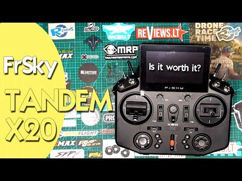 First Production ready - Frsky Tandem x20 unit - fast unboxing - UCv2D074JIyQEXdjK17SmREQ
