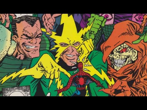 Top 10 Sinister Six Members in Marvel Comics - UCaWd5_7JhbQBe4dknZhsHJg