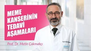 Prof. Dr. Metin Çakmakçı - Meme Kanserinin Tedavi Aşamaları Nelerdir?