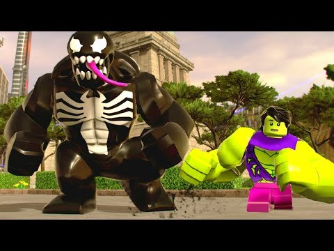 LEGO Marvel Superheroes 2 Review | FpvRacer lt