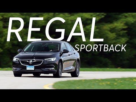 Video 2018 Buick Regal Sportback Quick Drive | Consumer Reports    UCOClvgLYa7g75eIaTdwj_vg