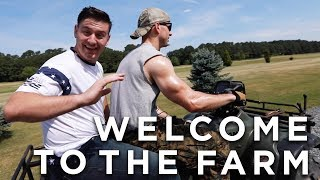 Vlog #18 | Welcome to the Farm