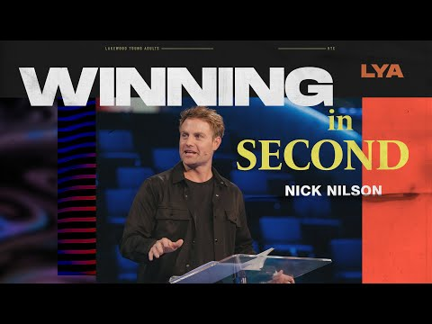 Winning In Second  Nick Nilson  2020