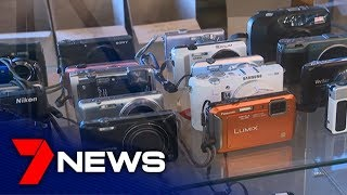 Sydney Airport lost property auction | 7NEWS