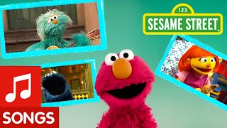 Sesame Street: The Muffin Man Remix | Do You Know Elmo's Friends?