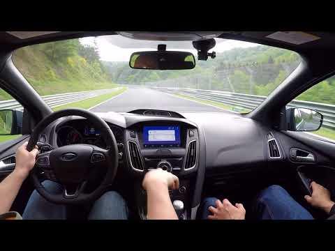 Ford Focus RS Mk3 vs  Audi RS3 - RACE & SOUND (60FPS) | Racer lt
