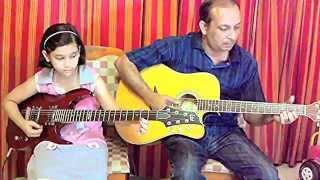 Jana Gana Mana Guitar Instrumental - mnm8 , Classical