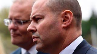 Treasurer concerned how US, China trade war will impact Australia