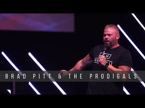 Brad Pitt & the Prodigals  10.6.19