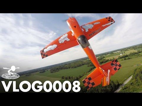 B-25 BOMBERS – 3D PLANE CHASE   VLOG0008 - UC9zTuyWffK9ckEz1216noAw