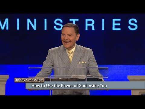 How to Use the Power of God Inside You