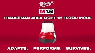 Töövalgusti Milwaukee M18 TAL-0 - ilma aku ja laadijata