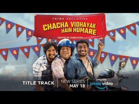 Chacha Vidhayak Hain Humare Lyrics - Zakir Khan Show Title Song | Vishal Dadalni
