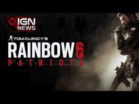 IGN News - Rainbow 6 Patriots Pre-Orders Removed From GameStop - UCKy1dAqELo0zrOtPkf0eTMw