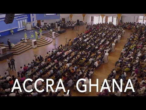 Accra, Ghana- Listening to the Spirit