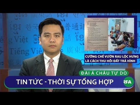 Tin nóng 24h 25/01/2019 | Vụ cưỡng chế Vườn rau Lộc Hưng là
