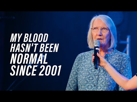 My Blood Hasn't Been Normal Since 2001