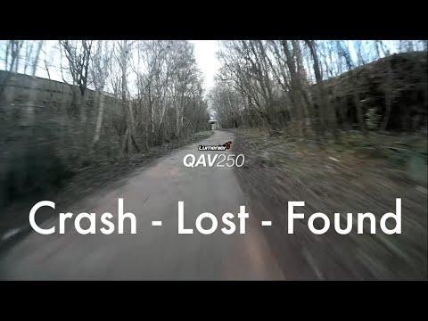 HPIGUY | QAV250 - Crashed - Lost - Found YAY - UCx-N0_88kHd-Ht_E5eRZ2YQ
