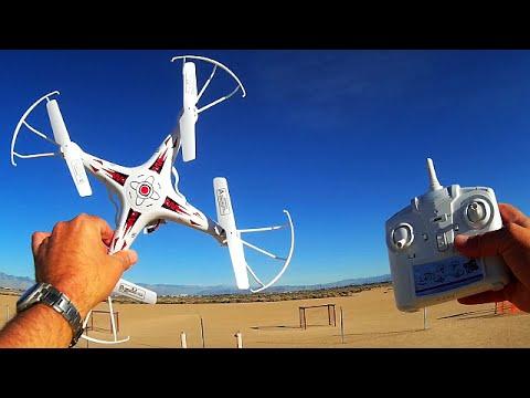 F522 Drone: Cheap Syma X5C Clone Test Flight - UC4L4Vac0HBJ8-f3LBFllMsg