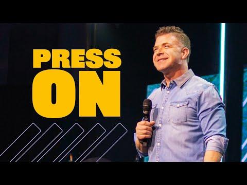 Press On  Pastor Jeremy Foster  Hope City