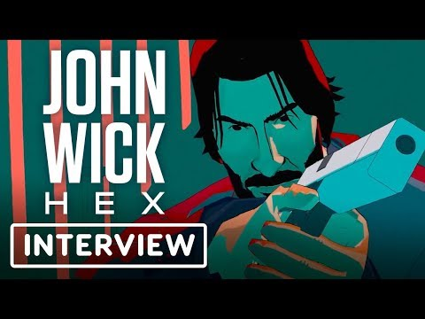 John Wick Hex - Keanu Reeves Video Game Revealed! - UCKy1dAqELo0zrOtPkf0eTMw
