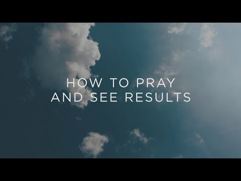 Joseph Prince - How To Pray And See Results Trailer