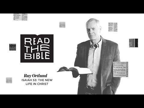 Ray Ortlund on Isaiah 53
