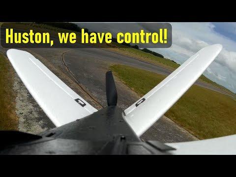 ZOHD Talon Nano RC plane fixed (test flight) - UCahqHsTaADV8MMmj2D5i1Vw