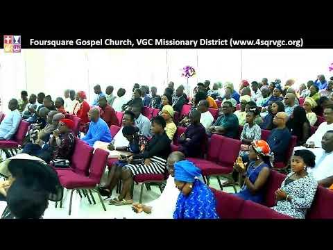Sunday Service : 29 September 2019